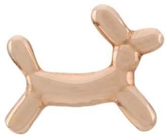 Sydney Evan balloon dog earring