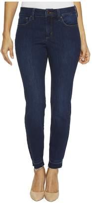 NYDJ Petite Petite Ami Skinny Ankle w/ Released Hem in Cooper Women's Jeans