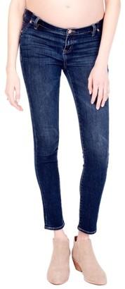 Women's Ingrid & Isabel Sasha Maternity Skinny Jeans $118 thestylecure.com
