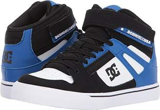DC Youth Spartan High EV Skate Shoes