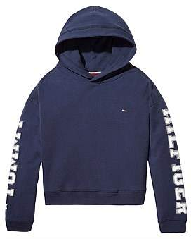 Tommy Hilfiger Essential Branded Sleeves Hoodie