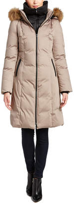 Soia & Kyo Lival Down Coat