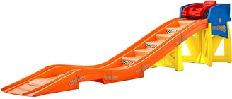 Step2 Hot Wheels Extreme Thrill Roller Coaster