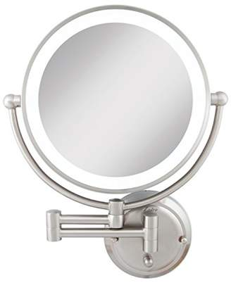 Zadro Light Dimmable Dual-Sided Glamour Wall Mount Mirror
