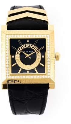 Versace Greek Key watch