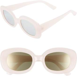 BP 48mm Small Square Sunglasses