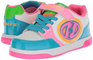 Heelys Plus X2 Lighted Girls Shoes