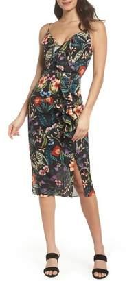 Cooper St Gardenia Ruffle Dress