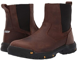 Caterpillar Wheelbase Steel Toe