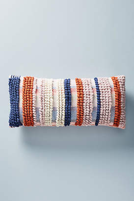 Soft Century Tufted Stripe Pillow