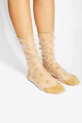 Tabbisocks Aura Sheer Sock