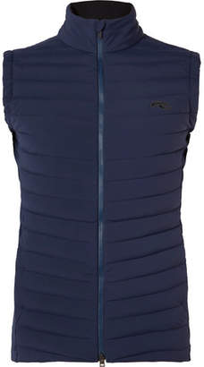 Kjus Macun Insulator Slim-Fit Quilted Gilet
