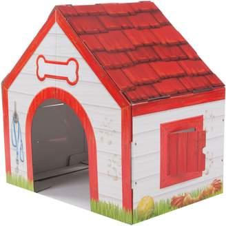 Melissa & Doug Doghouse Plush Pet Indoor Playhouse