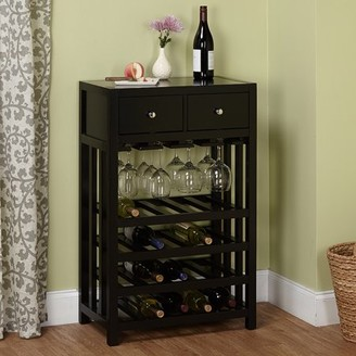 Simple Living Napa Wine Tower, Multiple Colors