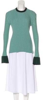 Celine Wool-Blend Sweater