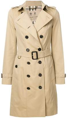 Burberry The Sandringham- long trench coat