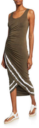 Bailey 44 Pitcher Plant Sleeveless Long Dress
