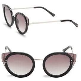 Sam Edelman 48MM Cat Eye Sunglasses
