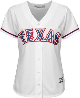 Majestic Women Texas Rangers Cool Base Jersey