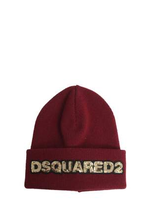 DSQUARED2 Knitted Beanie