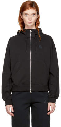Nike Black Essentials Full Zip Hoodie