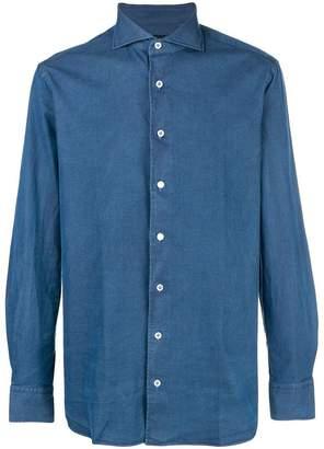 Lardini basic buttoned shirt