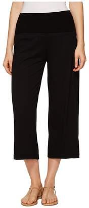 Michael Stars Cropped Wide Leg Culottes Women's Capri