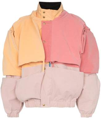 Y/Project Y / Project Oversized Bomber Jacket