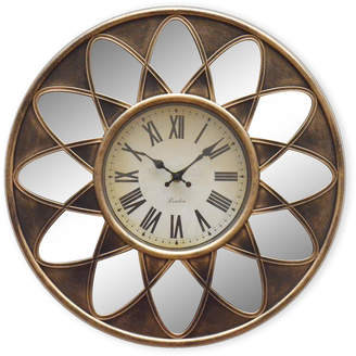 Elico Ltd Infinity Mirror Wall Clock