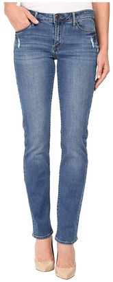 Calvin Klein Jeans Straight Jeans in Twilight Water $69.50 thestylecure.com