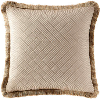 Dian Austin Couture Home Wisteria Scroll Geometric European Sham