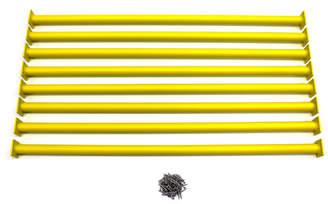 """Eastern Jungle Gym 41"""" Steel Monkey Bar Ladder Rungs"""