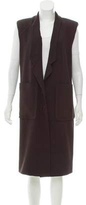 Rachel Comey Structured Shawl Collar Vest w/ Tags