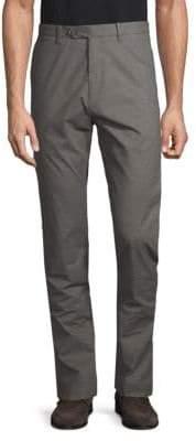 John Varvatos Regular-Fit Tapered Pants