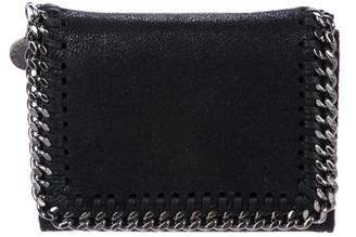Stella McCartney Shaggy Deer Compact Wallet