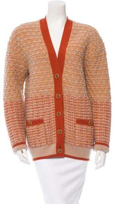 Chanel Cashmere Silk Cardigan