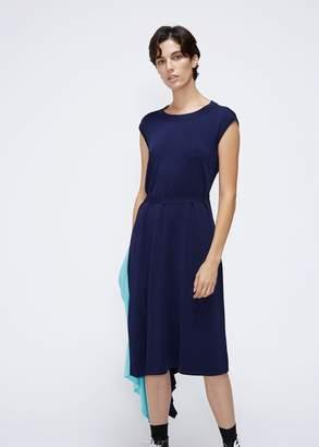 Issey Miyake Square Knit Dress
