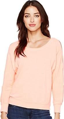 Splendid Women's Active Pullover Sweatshirt