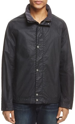 Barbour Islay Waxed Cotton Jacket $379 thestylecure.com