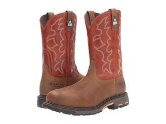 Ariat Workhog Wide Square Toe CSA