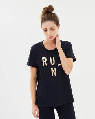 Running Bare The Perfect Heritage Tee