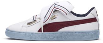 Basket Heart New School Women's Sneakers