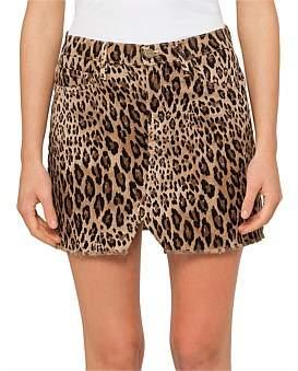 Frame Le Minni Skirt Split Front