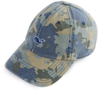 Vineyard Vines Camo Patterned Baseball Hat