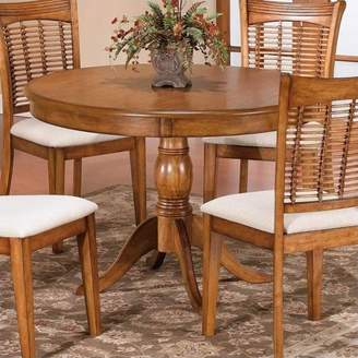 Hillsdale Furniture Bayberry Round Table, Oak