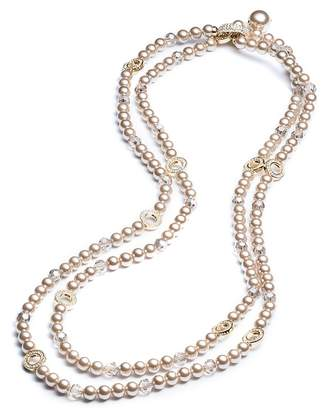 Carolee Convertible Double Strand Necklace, 60""