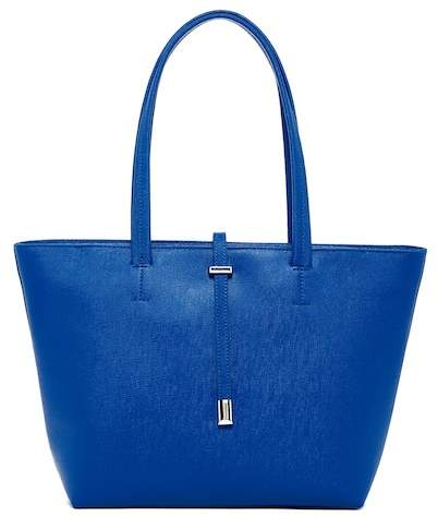 Vince Camuto Leila Small Leather Tote Bag