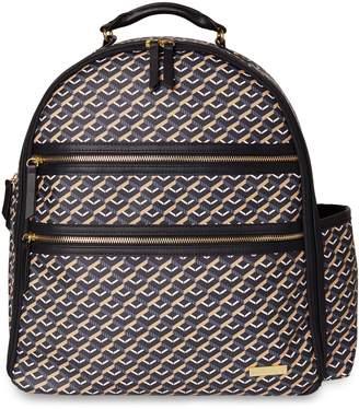 Skip Hop Saffiano Diaper Backpack