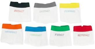 Stella McCartney full week underwear set