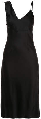 Alexander Wang twist shoulder dress